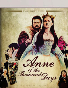 Anne of the Thousand Days (Blu-ray Review)