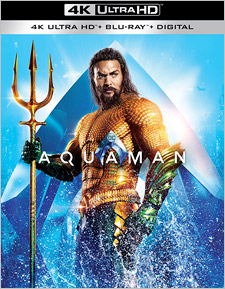 Aquaman (4K UHD Review)