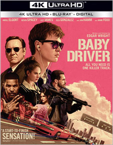 Baby Driver (4K UHD Review)