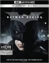 Batman Begins (4K UHD Review)