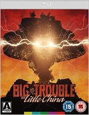Big Trouble in Little China (Region B)