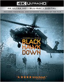 Black Hawk Down (4K UHD Review)