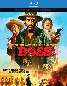 Boss (Blu-ray Review)