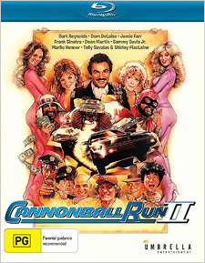 Cannonball Run II (Blu-ray Disc)