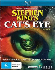 Cat's Eye (Umbrella Ent – Blu-ray Review)