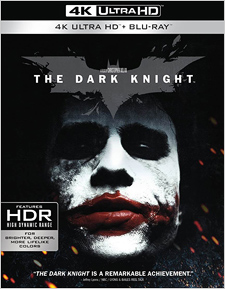 Dark Knight, The (4K UHD Review)