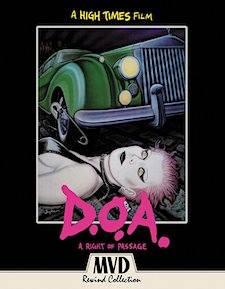 D.O.A.: A Right of Passage – Special Collector's Edition (Blu-ray Review)