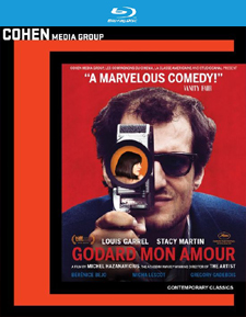 Godard Mon Amour (Blu-ray Review)