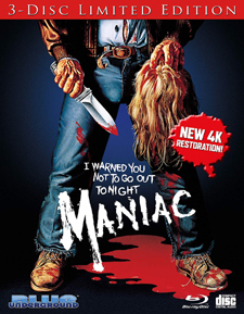Maniac: Limited Edition (Blu-ray Review)