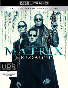 Matrix Reloaded, The (4K UHD Review)