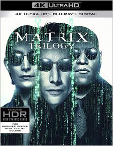 Matrix Trilogy, The (4K UHD Review)
