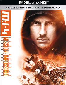 Mission: Impossible – Ghost Protocol (4K UHD Review)