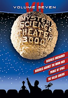 Mystery Science Theater 3000: Volume VII (DVD Review)