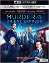 Murder on the Orient Express (2017 – 4K UHD Review)