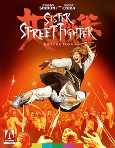 Sister Street Fighter Collection (Blu-ray Review)