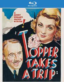 Topper Takes a Trip (Blu-ray Review)