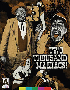 Two Thousand Maniacs!: Special Edition (Blu-ray Review)