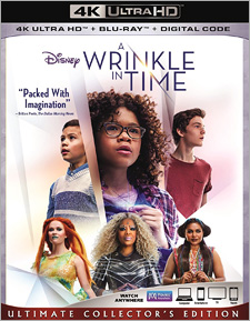 Wrinkle in Time, A (4K UHD Review)
