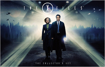 X-Files, The: The Complete Seasons 1-9